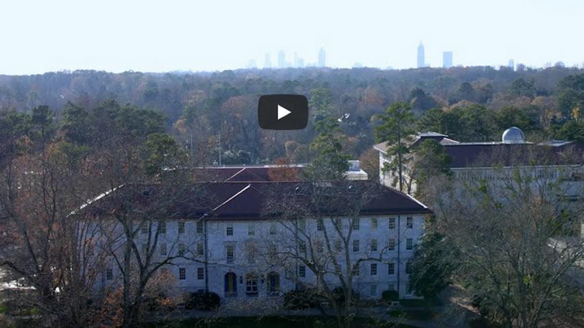 Laney Graduate School Campus Tour