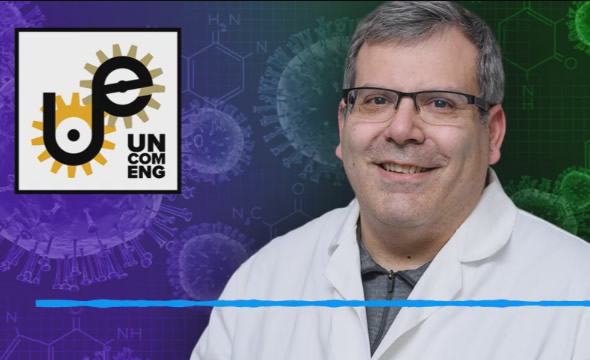 The Uncommon Engineer - GEEKOUT: HIV Preventatives with RNA with Phil Santangelo