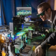 Robles Lab Shedding New Light