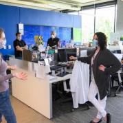 Biomedical Engineering Faculty Battling Against Covid-19