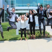 MBID Students Graduate — then Jump into Their Biomedical Careers