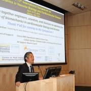 International Symposium Attracts Vascular Experts