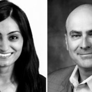 Ambika Bumb and Xavier Lefebvre Honored at the College of Engineering Alumni Awards Induction Ceremony
