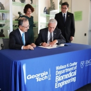 New Student Exchange Program Established Between Japan and Georgia Tech