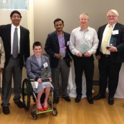 Biomedical Engineering Faculty and Staff Honored by Georgia Tech