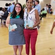 Rose Brito and Kristen Laquidara Recognized by Georgia Tech's College of Engineering