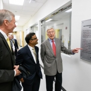 New Cell Manufacturing Research Facility will Change Approaches to Disease Therapies