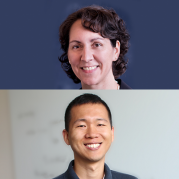 Machelle Pardue and Peng Qiu Earn Tenure
