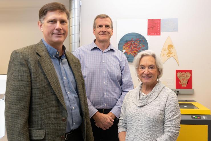2019 Bernard M. Gordon Prize Awarded to Georgia Tech and Emory University Educators