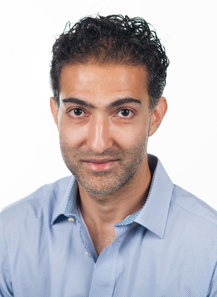 Haider Receives Whitehall Foundation Grant
