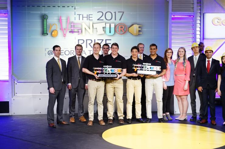 CauteryGuard Wins the InVenture Prize