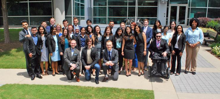 MBID Unleashes New Group of Grads