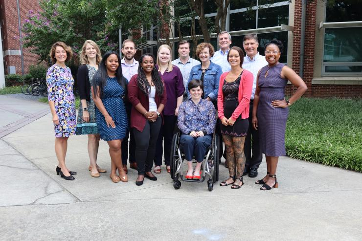Wallace H. Coulter Department Wins Diversity Champion Award