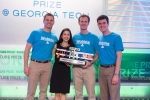 Team Wobble Wins Second Place at the 2016 InVenture Prize Finals!