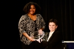 Bobby Dodd Institute Honors Cassie Mitchell with Circle of Excellence Award