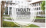 Faculty Recognized for Excellence by the School of Medicine