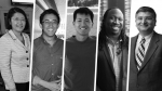 Coulter BME Appoints Five New Distinguished Faculty Fellows