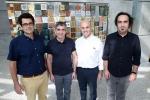 Arvanitis and Team Receive NSF Award