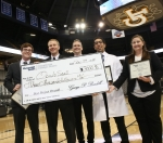 BME Team Takes Capstone Crown