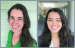 BME Grad Students Veronica Montgomery and Elisa Nieves receive Tau Beta Pi Fellowships