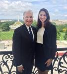Student Steps into Washington D.C. Summer Internship