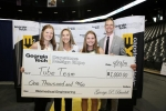 Tube Team Takes Top BME Capstone Honors