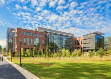 Engineered Biosystems Building at Georgia Tech